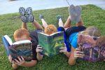 abuso de pantallas y libros